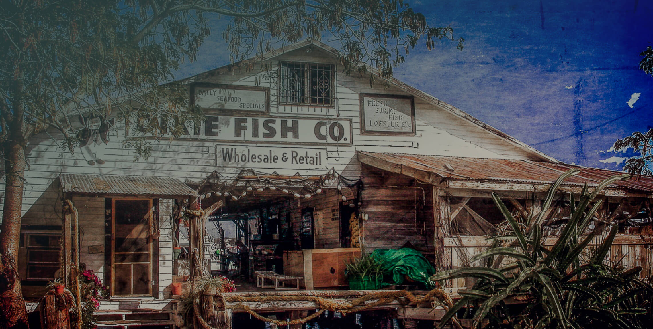 The dixie fish co an original florida fish house happy for Fresh fish company happy hour